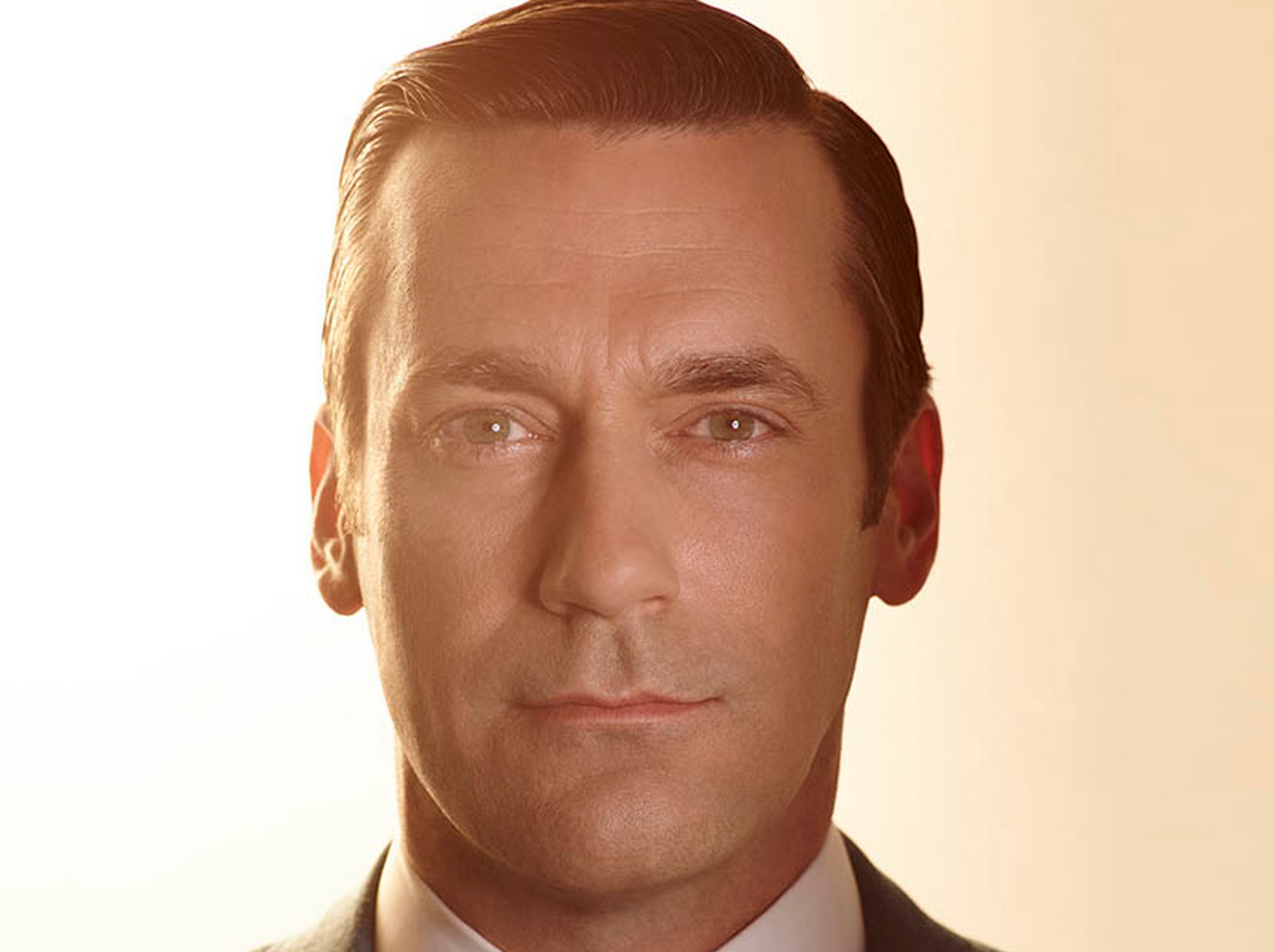 Don Draper via AMC Mad Men's Official Page