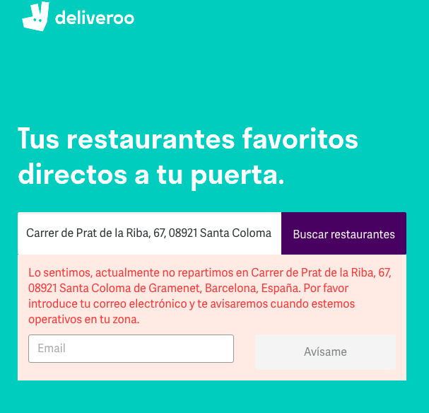 Email Marketing: ¿Demasiados Emails?  - Deliveroo