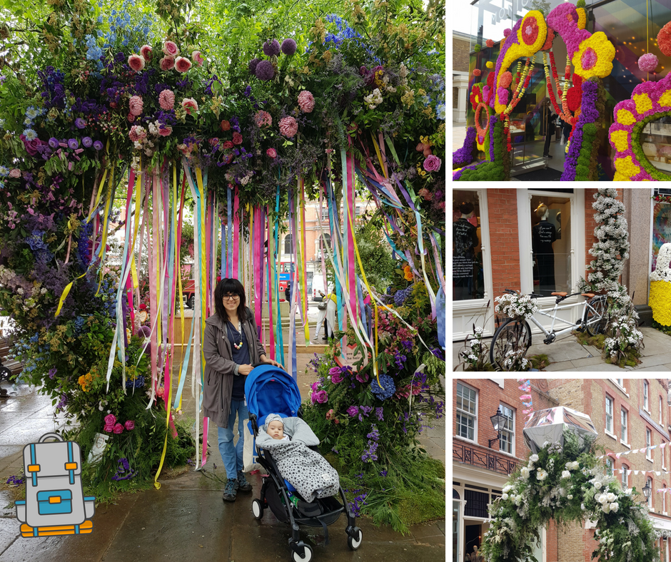 Londres - Chelsea in Bloom